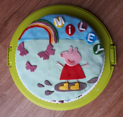 Peppa Pig Torte