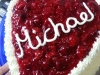 Himbeer-Herz-Torte Michael